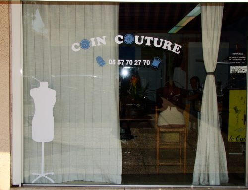 Vitrine Coin Couture